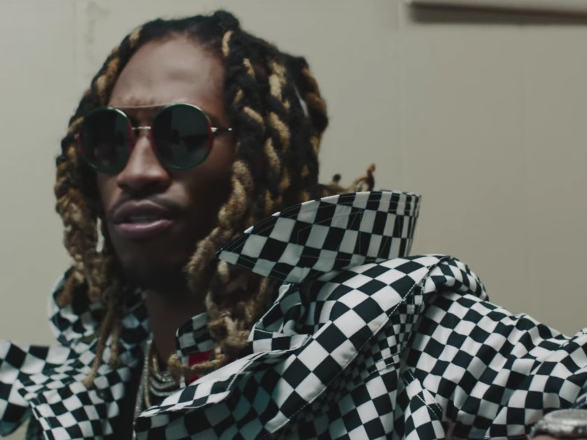 """Future Scores Highest Billboard Hot 100 Charting Single Yet Through """"Mask Off"""""""