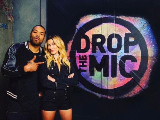 "Method Man Plucked To Play Referee On Battle Rap Show ""Drop The Mic"""