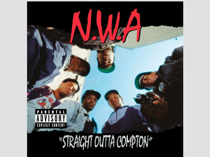 "N.W.A's ""Straight Outta Compton"" Selected For The Library Of Congress"