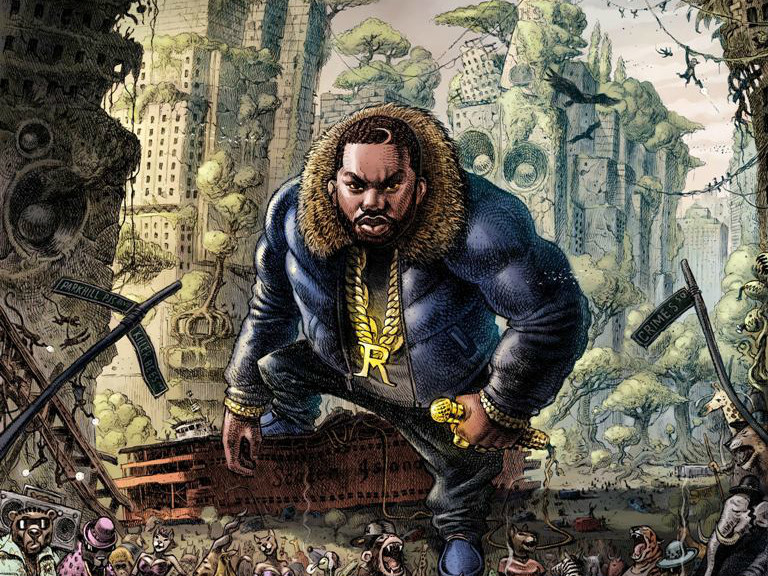 """Raekwon Brings """"The Wild"""" To Fans With 7th Studio Album"""
