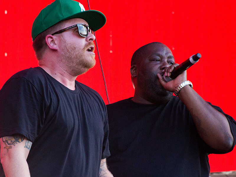 Run The Jewels' 'RTJ4' Debuts In Billboard 200 Top 10 —A 1st For The Duo