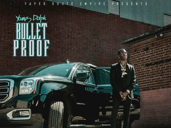 Young Dolph Bulletproof Album Stream Cover Art Tracklist Hiphopdx