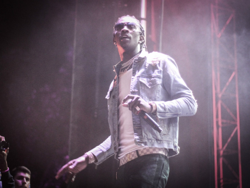 Young Thug Wanted By Police For Allegedly Slapping Woman