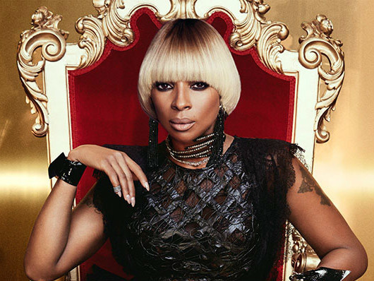 """Mary J. Blige Delivers """"Strength Of A Woman"""" Album"""