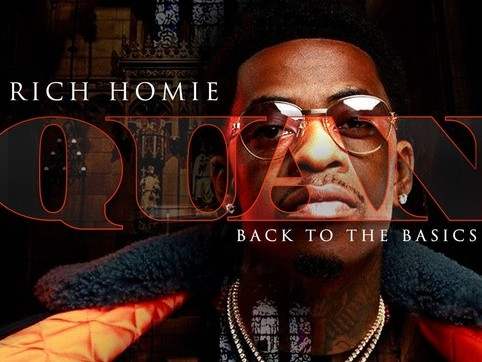 """Rich Homie Quan Goes """"Back To The Basics"""" With New Mixtape"""