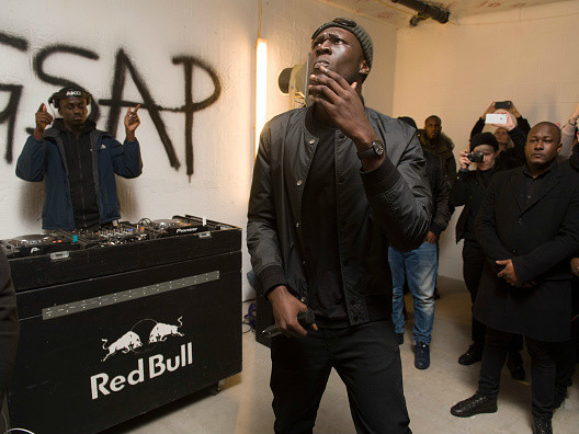 Stormzy Frustrated Grime Often Pushed Aside In The U.K.