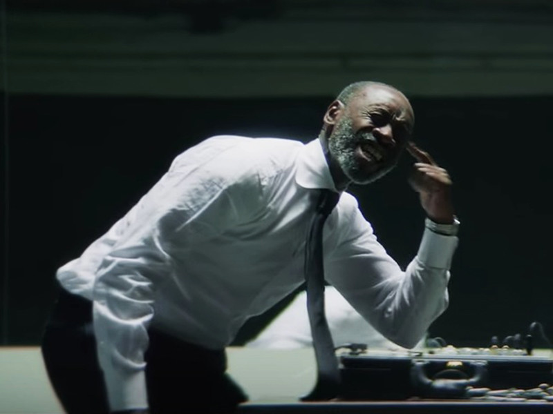 """How Kendrick Lamar Got Don Cheadle For His """"DNA."""" Video"""
