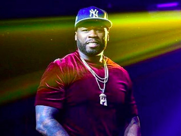 50 Cent Appears To Punch Aggressive Female Concertgoer