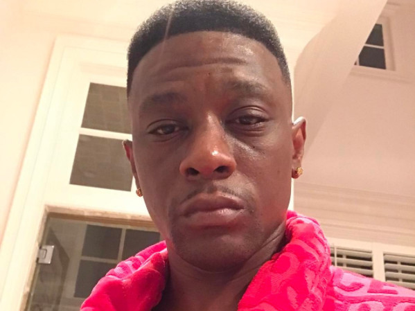 Boosie Badazz Still Doesn't Trust Police After $1M In Jewelry Found