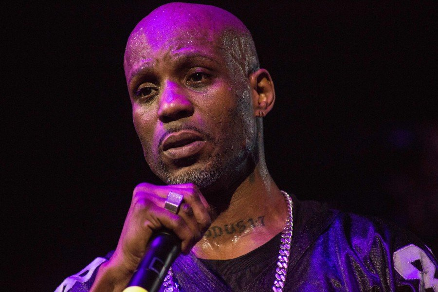 DMX Posts $500K Bail After Turning Himself In To The Feds