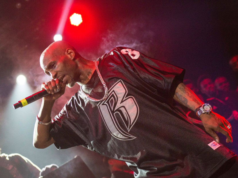 DMX Reportedly Checks Into Rehab
