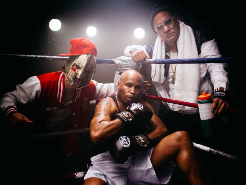 Kool Keith, Dan The Automator & DJ Qbert Unveil 1st New Dr. Octagon Single