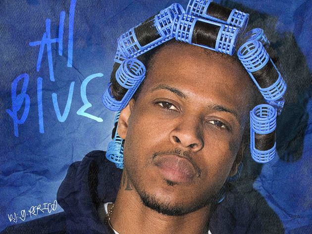 "G Perico Drops ""All Blue"" Album"