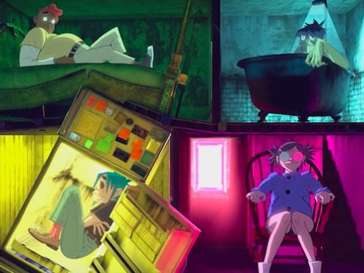 "Enter Gorillaz & Sonos Virtual Spirit House Inspired By ""Humanz"" Album"