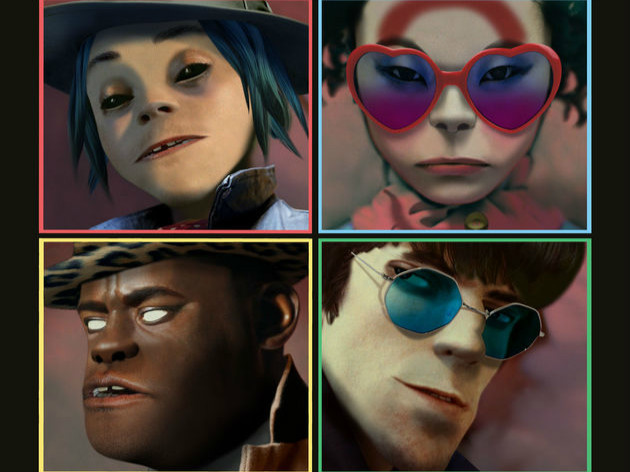 "Gorillaz Drops ""Humanz"" With Vince Staples, Pusha T, De La Soul, Danny Brown & More"