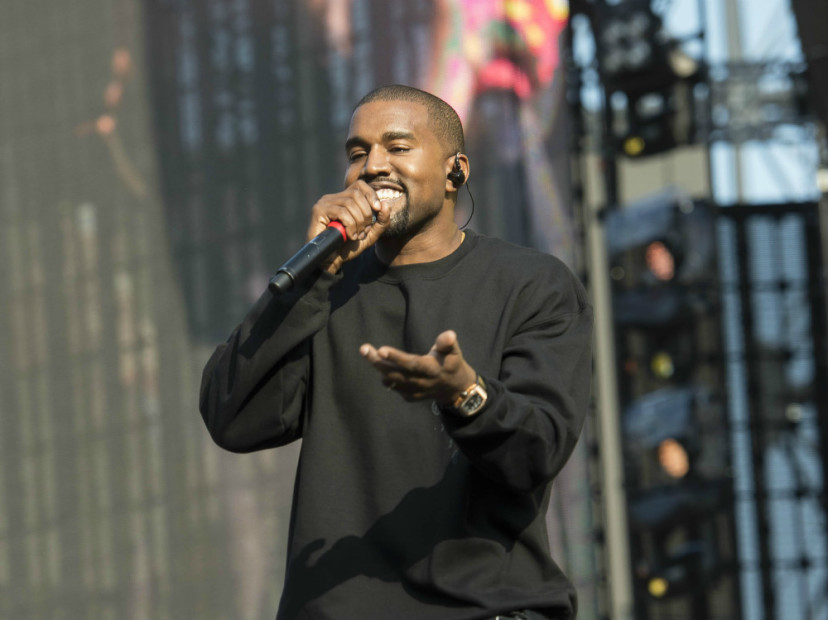 """Kanye West Wanted Every Song Title On """"Watch The Throne"""" To Feature N-Word"""