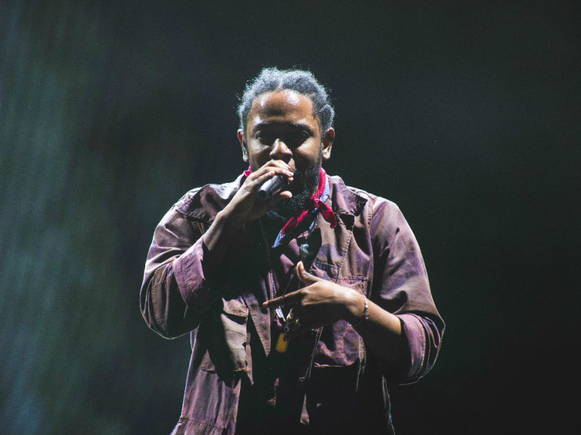 Here's What We Know About Kendrick Lamar's Upcoming Album (Even If It Isn't Much)