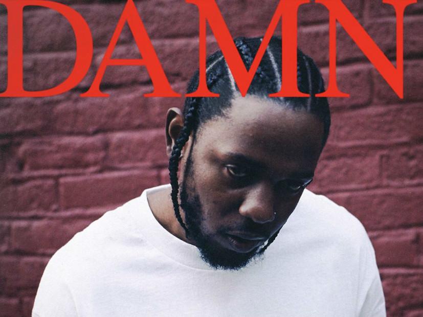 "Stream Kendrick Lamar's ""DAMN."" Album"