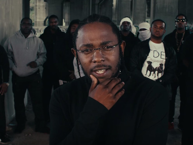 """Kendrick Lamar's """"Humble."""" Has Highest Hot 100 Debut For Rap Song Since 2010"""