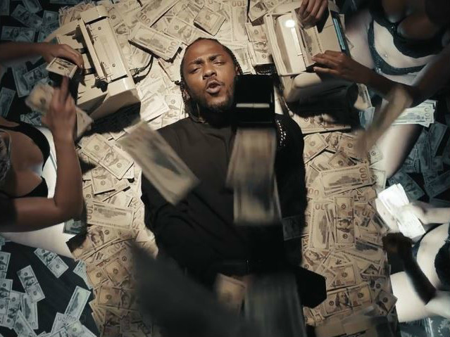 """Kendrick Lamar Nabs 1st Hot 100 Crown With """"HUMBLE."""""""