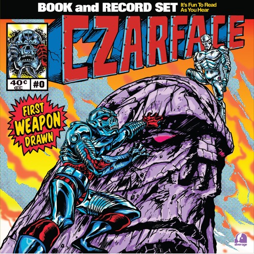 "Review: 7L, Esoteric & Inspectah Deck Reunite As Czarface For Dramatic Yet Wordless ""First Weapon Drawn"""