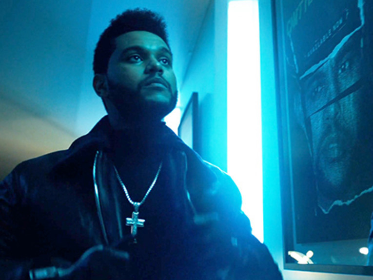 """The Weeknd Launches """"Starboy"""" Comic Book With Marvel"""