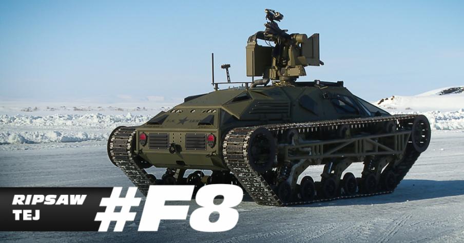 fate of the furious f8 ripsaw tank tej ludacris