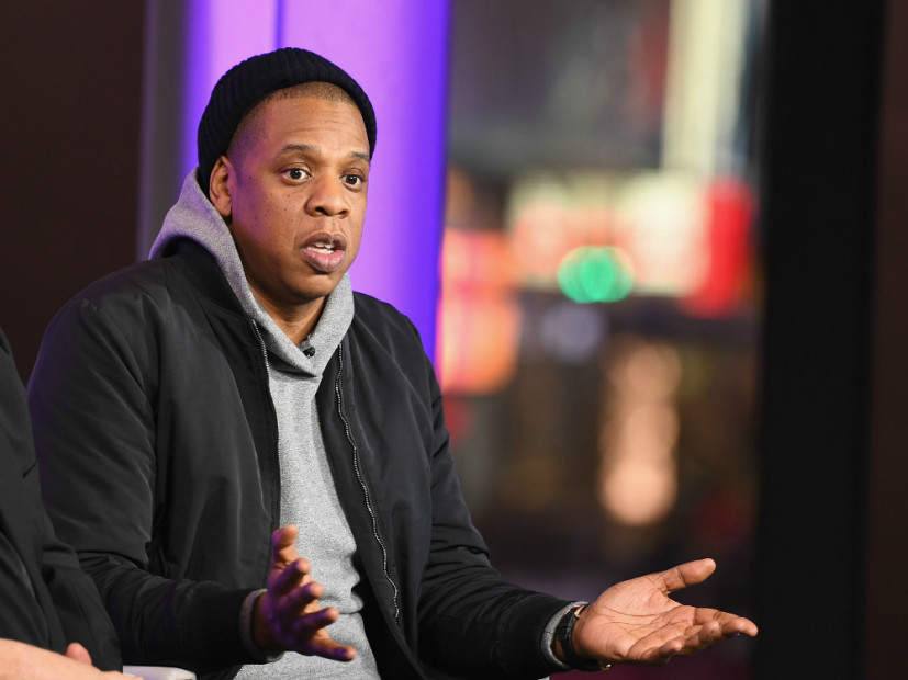 Jay Z Sued $10M Over Use Of Roc Nation Logo