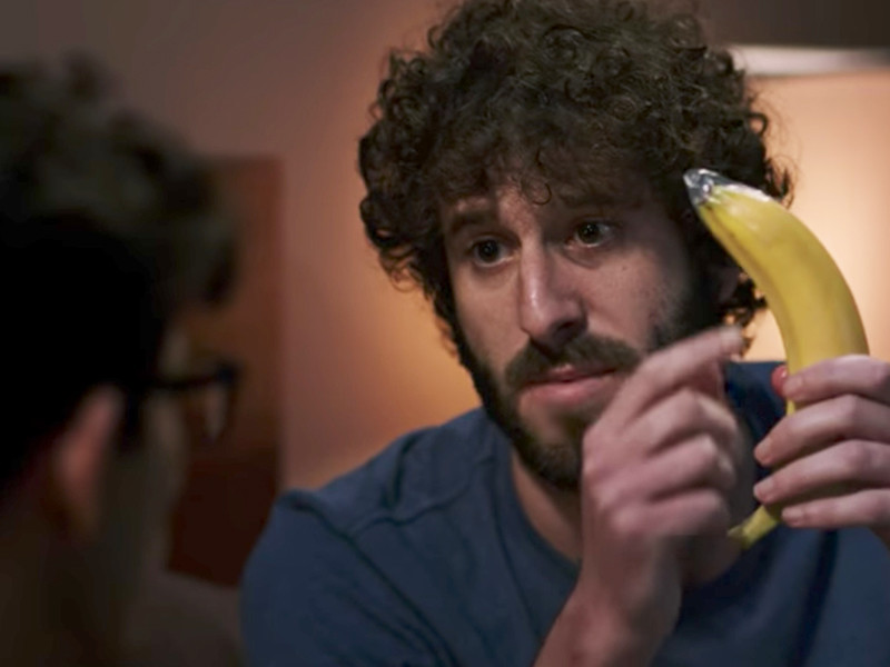Lil Dicky Wants You To Have Safe Sex