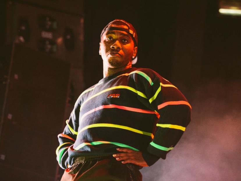 "Lil B Says The ""Based God Curse"" Threatens James Harden's MVP Chances"