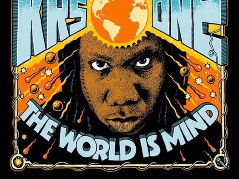 "Wait, Did KRS-One Kill Off Beastie Boys' Ad-Rock On ""Hip Hop Speaks From Heaven?"""