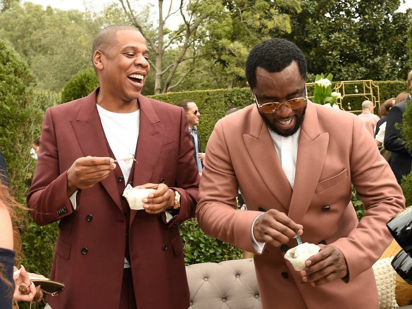 Jay Z Battles Puff Daddy For Title Of Forbes' Richest Hip Hop Artist