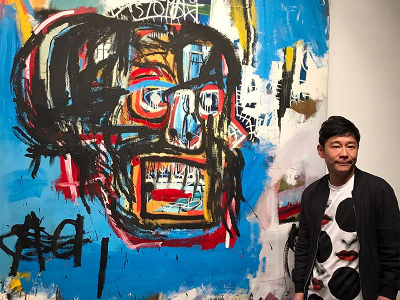 Basquiat Painting Breaks Record With $110M Sale