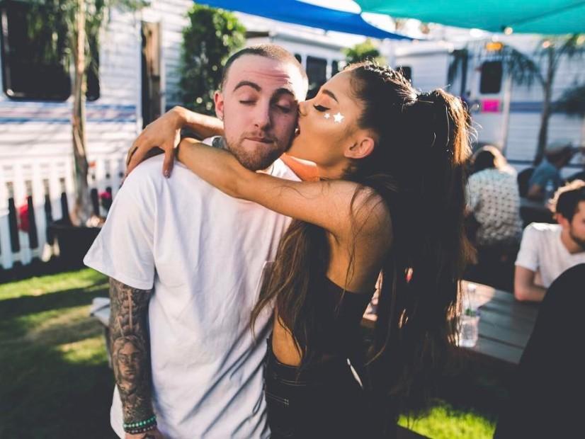 14a4bb5082b Ariana Grande Breaks Her Silence On Mac Miller s Death