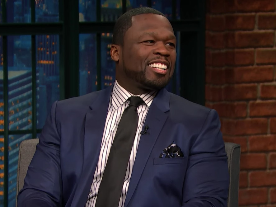 50 Cent Is Officially Heading To Late-Night Television