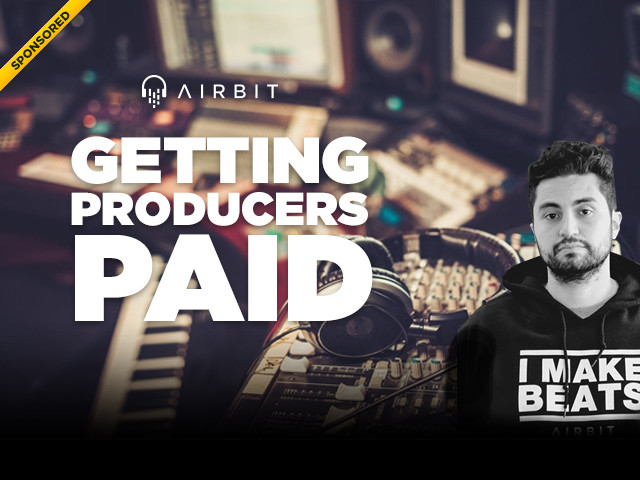 Airbit Makes Beat-Selling Process Simpler For Producers