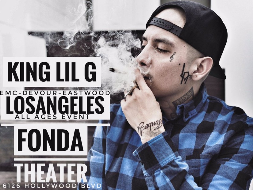 Ticket Giveaway: King Lil G Live In Los Angeles