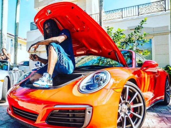 "Chief Keef Brushes Off Arrest Warrant As ""Nothing But A DUI"""
