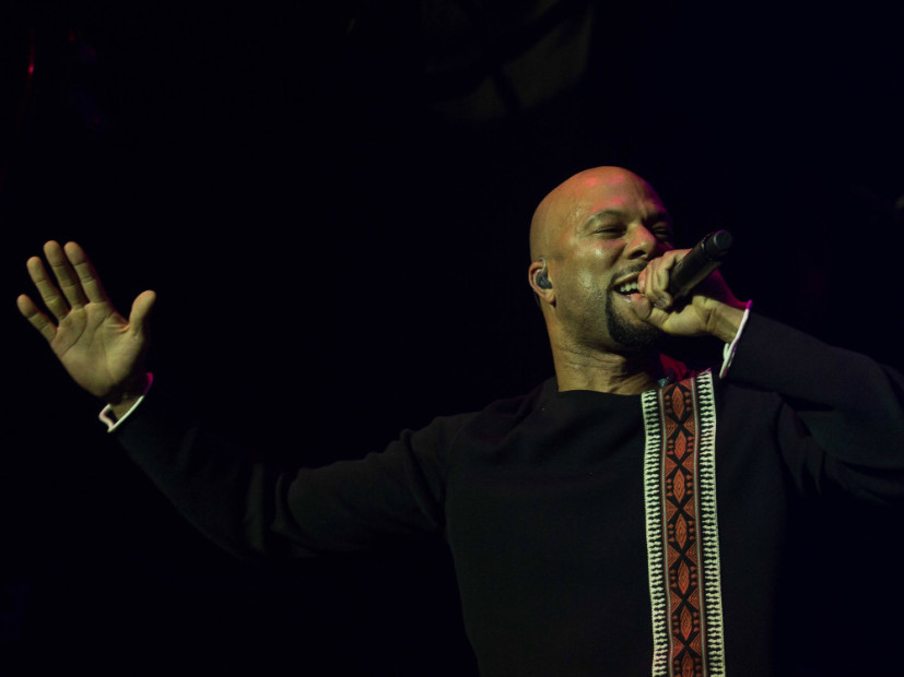 Common Says Former Flame Serena Williams Will Continue Dominance After She Has Her Baby