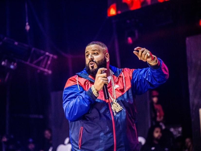 DJ Khaled Praises L.A. Reid Amid Sexual Harassment Allegations