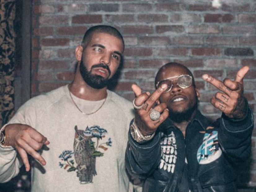 Drake & Tory Lanez Squash Beef On Instagram | HipHopDX