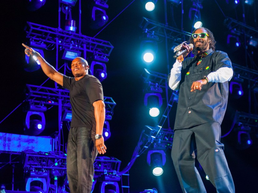 "Snoop Dogg Dismissed Dr. Dre's 1992 Phone Call As ""Prank"""