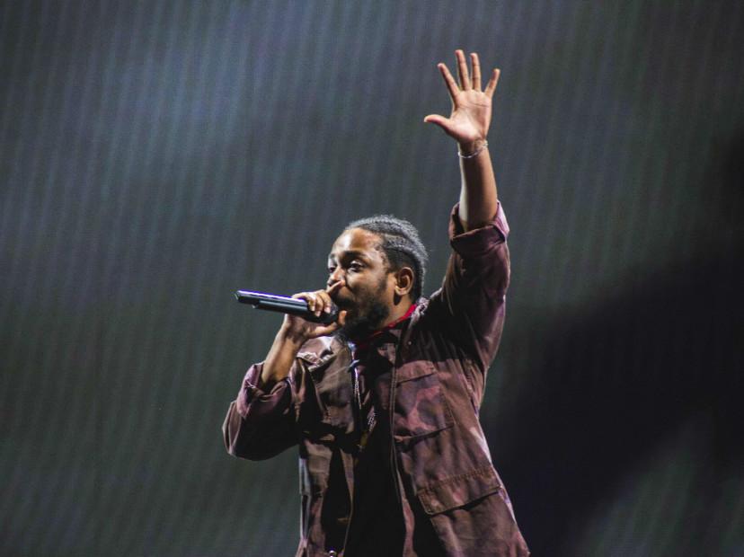 Kendrick Lamar Adds Dates To The DAMN. Tour