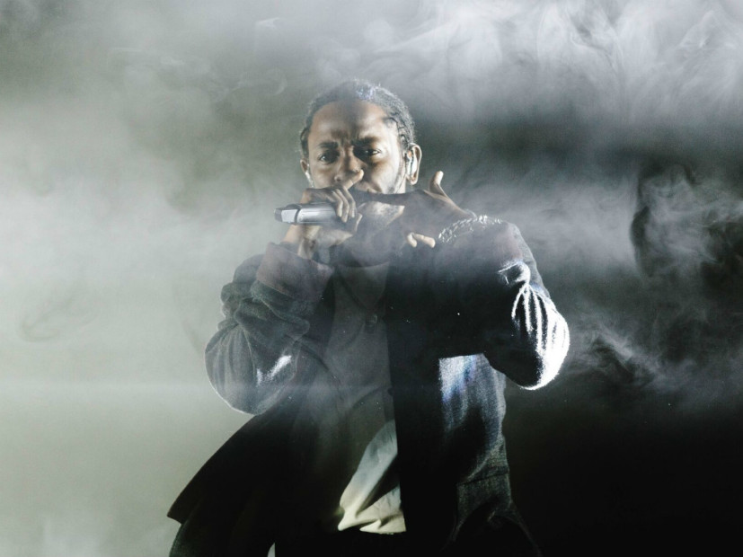 "Watch Sneak Peek Of Kendrick Lamar & Rihanna's ""LOYALTY."" Video Shoot"