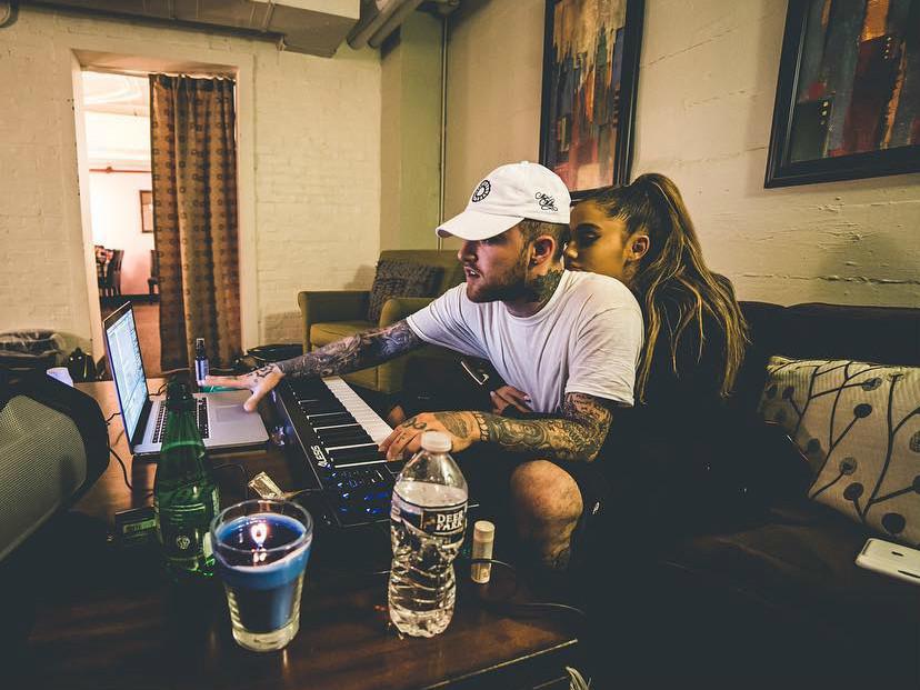 Hip Hop Week In Review: Mac Miller Comforts Ariana Grande While XXXTENTACION & Lil Uzi Vert Battle Offset
