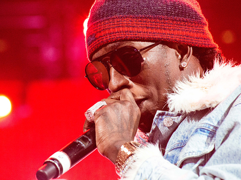 "Young Thug Teases ""E.B.B.T.G."" Track And ... It's Country"