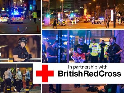 Eminem Joins Forces With British Red Cross To Support Manchester Bombing Victims