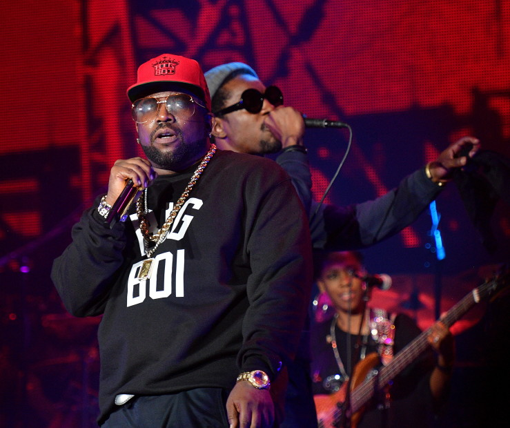Big Boi Mourns Outkast Drummer Omar Phillips' Death
