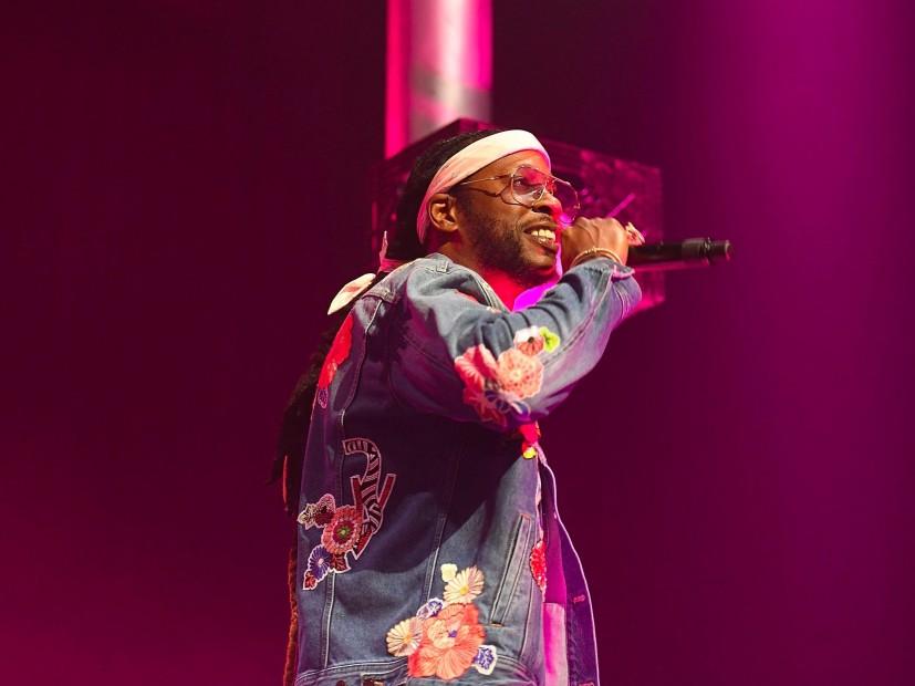 "Hip Hop Album Sales: 2 Chainz's ""Pretty Girls Like Trap Music"" Makes Its Billboard 200 Debut"