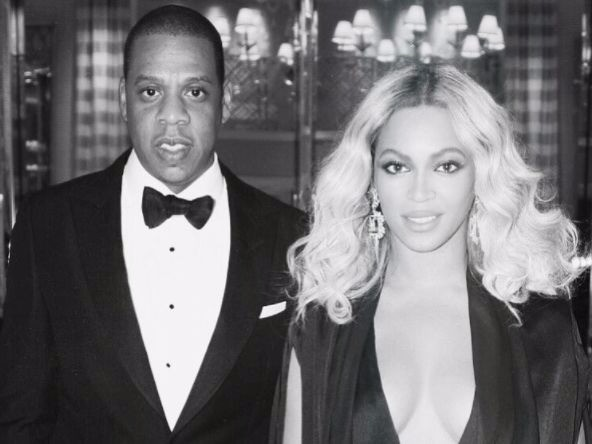 Photos Of Beyonce & JAY-Z's Twins Finally Surface